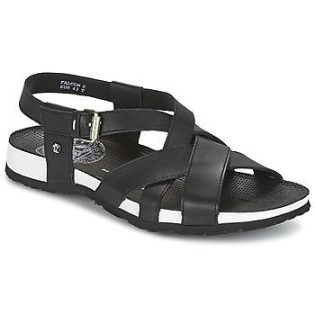 Παπούτσια Άνδρας Σανδάλια / Πέδιλα Panama Jack FALCON Black