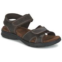 Παπούτσια Άνδρας Σανδάλια / Πέδιλα Panama Jack SANDERS Brown