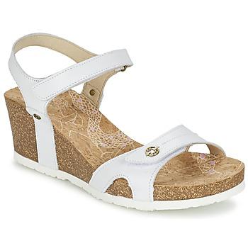 Παπούτσια Γυναίκα Σανδάλια / Πέδιλα Panama Jack JULIA Άσπρο