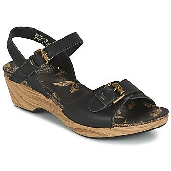 Παπούτσια Γυναίκα Σανδάλια / Πέδιλα Panama Jack LAURA Black