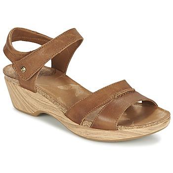 Παπούτσια Γυναίκα Σανδάλια / Πέδιλα Panama Jack LARISA Brown