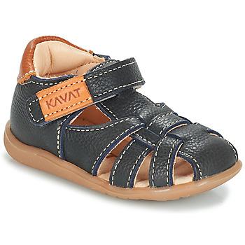 Παπούτσια Παιδί Σανδάλια / Πέδιλα Kavat RULLSAND μπλέ / MARINE