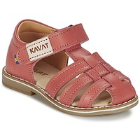 Παπούτσια Κορίτσι Σανδάλια / Πέδιλα Kavat FORSVIK CORAIL