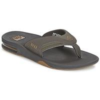 Παπούτσια Άνδρας Σαγιονάρες Reef FANNING Brown