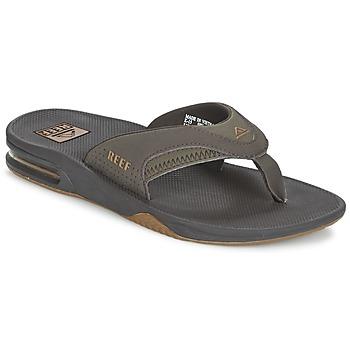 Παπούτσια Άνδρας Σαγιονάρες Reef FANNING Grey
