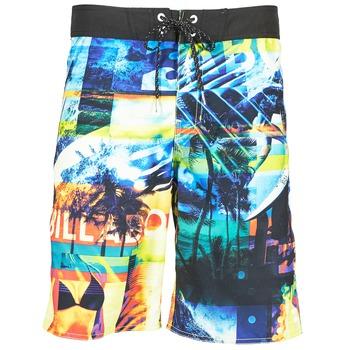 Υφασμάτινα Άνδρας Μαγιώ / shorts για την παραλία Billabong HORIZON Multicolore