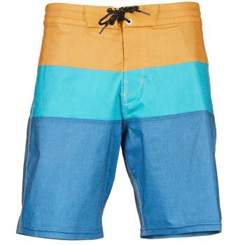 Υφασμάτινα Άνδρας Μαγιώ / shorts για την παραλία Billabong TRIBONG LO TIDES μπλέ / Beige