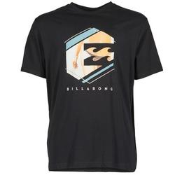 Υφασμάτινα Άνδρας T-shirt με κοντά μανίκια Billabong HEXAG SS Black