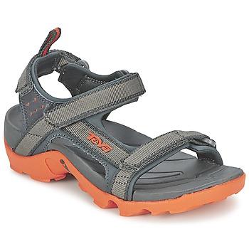 Παπούτσια Αγόρι Σπορ σανδάλια Teva TANZA Grey
