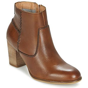 Παπούτσια Γυναίκα Μποτίνια Marc O'Polo JADDI BAKA COGNAC