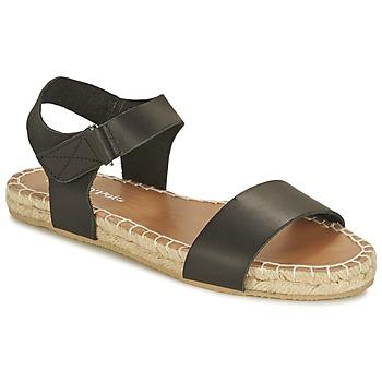 Παπούτσια Γυναίκα Σανδάλια / Πέδιλα Marc O'Polo MORTIOLA Black