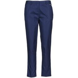 Υφασμάτινα Γυναίκα Κοντά παντελόνια La City PANTD2A Μπλέ