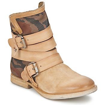Παπούτσια Γυναίκα Μπότες Airstep / A.S.98 TRIP METAL Nudo-militare-natural