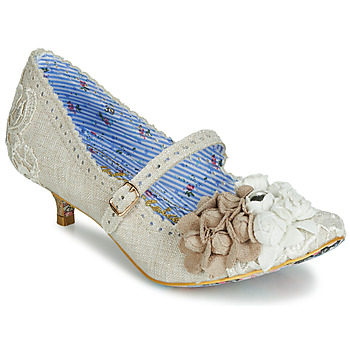 Παπούτσια Γυναίκα Γόβες Irregular Choice DAISY DAYZ Beige / Multicolour