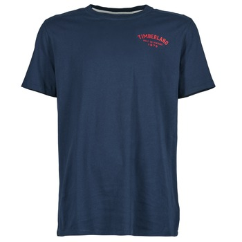 Υφασμάτινα Άνδρας T-shirt με κοντά μανίκια Timberland SS KENNEBEC RIVER Marine