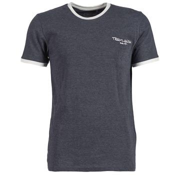 Υφασμάτινα Άνδρας T-shirt με κοντά μανίκια Teddy Smith THE-TEE Anthracite