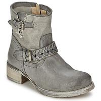 Παπούτσια Γυναίκα Μπότες Café Noir Boogry Grey
