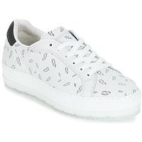 Παπούτσια Γυναίκα Χαμηλά Sneakers Diesel S-ANDYES  WOMAN Άσπρο