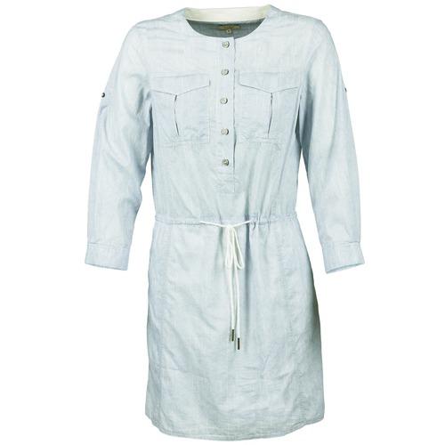 Υφασμάτινα Γυναίκα Κοντά Φορέματα Aigle MILITANY μπλέ