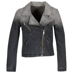 Υφασμάτινα Γυναίκα Τζιν Μπουφάν/Jacket  Volcom DENIMES Black