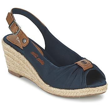 Παπούτσια Γυναίκα Σανδάλια / Πέδιλα Tom Tailor FARALO MARINE