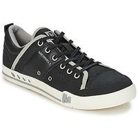 Παπούτσια Άνδρας Χαμηλά Sneakers Merrell RANT ΜΑΥΡΟ