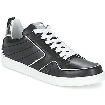Παπούτσια Γυναίκα Χαμηλά Sneakers Kenzo K-FLY Black / Argenté