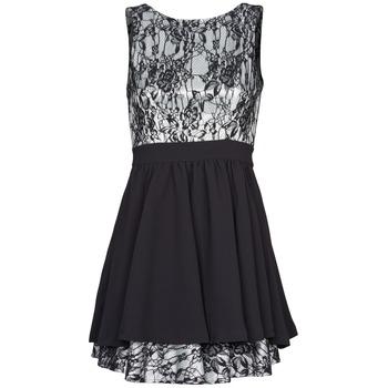 Υφασμάτινα Γυναίκα Κοντά Φορέματα Manoukian 612539 Black