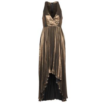 Υφασμάτινα Γυναίκα Μακριά Φορέματα Manoukian 612556 Gold
