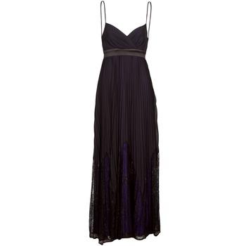 Υφασμάτινα Γυναίκα Μακριά Φορέματα Manoukian 612933 Black