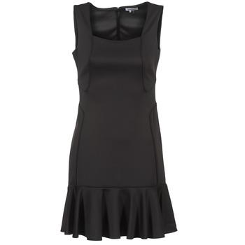 Υφασμάτινα Γυναίκα Κοντά Φορέματα Manoukian 612936 Black