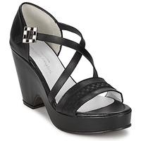 Παπούτσια Γυναίκα Σανδάλια / Πέδιλα Stephane Gontard FOLIES Black