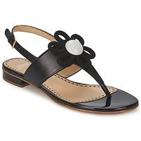 Παπούτσια Γυναίκα Σανδάλια / Πέδιλα Moschino Cheap & CHIC CA16112C1ZCB Black