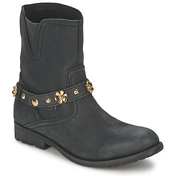 Παπούτσια Γυναίκα Μπότες Moschino Cheap & CHIC CA21013G1ZCE Black