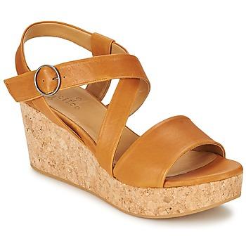 Παπούτσια Γυναίκα Σανδάλια / Πέδιλα Coclico MEL Camel