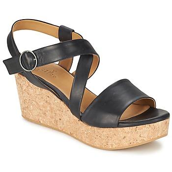 Παπούτσια Γυναίκα Σανδάλια / Πέδιλα Coclico MEL Black