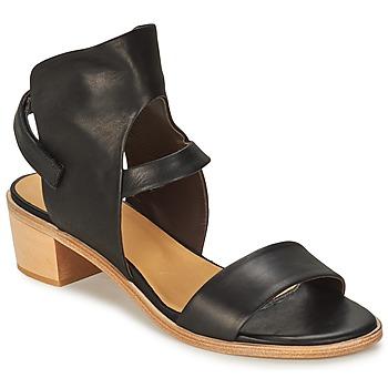 Παπούτσια Γυναίκα Σανδάλια / Πέδιλα Coclico TYRION Black