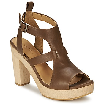 Παπούτσια Γυναίκα Σανδάλια / Πέδιλα Coclico SHAE Brown