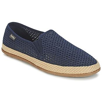 Παπούτσια Άνδρας Slip on Bamba By Victoria COPETE ELASTICO REJILLA TRENZA Marine