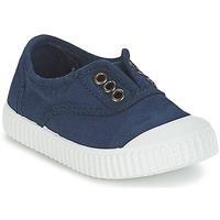 Παπούτσια Παιδί Χαμηλά Sneakers Victoria INGLESA LONA TINTADA MARINE