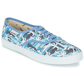 Παπούτσια Χαμηλά Sneakers Victoria INGLES PALMERAS μπλέ