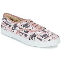Παπούτσια Γυναίκα Χαμηλά Sneakers Victoria INGLES PALMERAS Ροζ