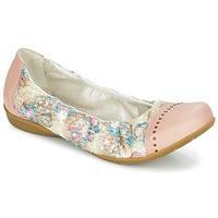 Παπούτσια Γυναίκα Μπαλαρίνες Dkode FARIS ροζ