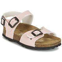 Παπούτσια Κορίτσι Σανδάλια / Πέδιλα Betula Original Betula Fussbett JEAN Ροζ