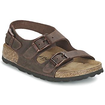 Παπούτσια Παιδί Σανδάλια / Πέδιλα Betula Original Betula Fussbett FUNK Brown