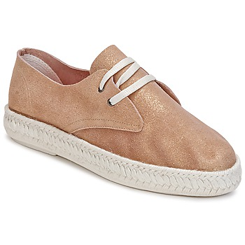 Παπούτσια Γυναίκα Εσπαντρίγια Bunker IBIZA Gold