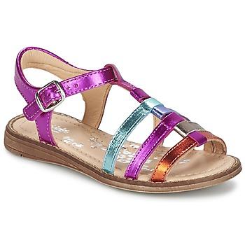 Παπούτσια Κορίτσι Σανδάλια / Πέδιλα Babybotte KIRI2 Multicolore