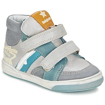 Παπούτσια Αγόρι Ψηλά Sneakers Babybotte APPOLON Grey