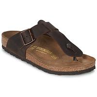 Παπούτσια Άνδρας Σαγιονάρες Birkenstock MEDINA PREMIUM Brown