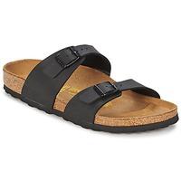 Παπούτσια Γυναίκα Τσόκαρα Birkenstock SYDNEY Black / Ματ